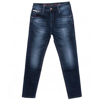 5073 Fangsida джинсы на мальчика синие осенние стрейчевые (24-30, 8 ед.) Fangsida: артикул 1096642