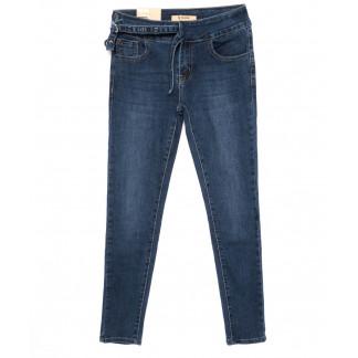 9103 M.Sara джинсы женские с поясом осенние стрейчевые (26-31, 6 ед.) M.Sara: артикул 1096794