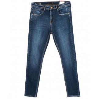 15070 Sessanta джинсы женские синие осенние стрейчевые  (25-30, 6 ед.) Sessanta: артикул 1096931