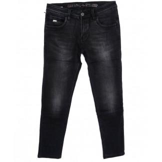 8173 Fangsida джинсы мужские молодежные темно-серые осенние стрейчевые (28-36, 8 ед.) Fangsida: артикул 1096958