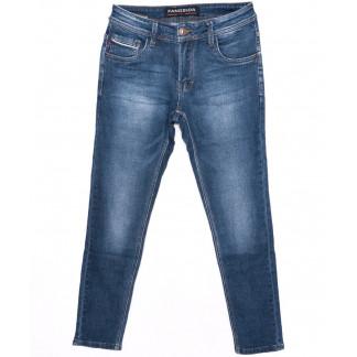 8152 Fangsida джинсы мужские молодежные синие осенние стрейчевые (27-34, 8 ед.) Fangsida: артикул 1096962