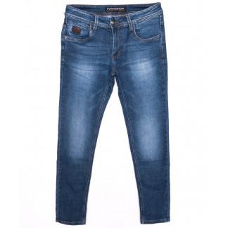 8153 Fangsida джинсы мужские зауженные синие осенние стрейчевые (29-38, 8 ед.) Fangsida: артикул 1096964