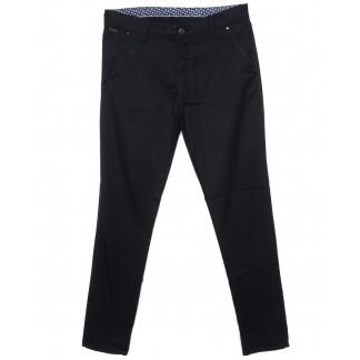 0063-KLC батал New Jarsin брюки мужские батальные темно-синие осенние стрейч-котон (33-40, 7 ед.) New Jarsin: артикул 1097019