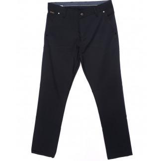 0063-KLT батал Big Jesuis брюки мужские батальные темно-синие осенние стрейч-котон (33-40, 7 ед.) Big Jesuis: артикул 1097020