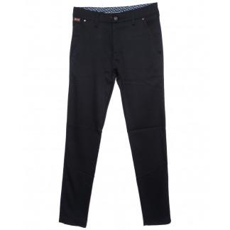 0063-KLT норма New Jarsin брюки мужские темно-синие осенние стрейч-котон (30-36, 8 ед.) New Jarsin: артикул 1097021
