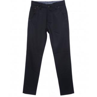 0970-KLT Big Rodoc брюки мужские темно-синие осенние стрейч-котон (29-36, 8 ед.) Big Rodoc: артикул 1097023