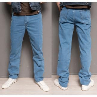 0435-B L.V.D. джинсы мужские батальные классические осенние стрейч-котон (36-42, 6 ед.) L.V.D.: артикул 1097067
