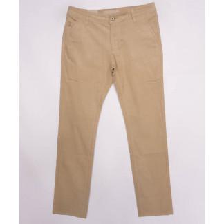 140015 LS брюки мужские бежевые осенние стрейчевые (27-34, 8 ед.) LS: артикул 1097162
