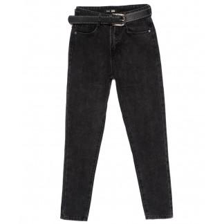 9338 Denim Fashion мом темно-серый осенний котоновый (25-30, 6 ед.) Denim Fashion: артикул 1097187