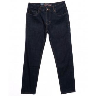 0175 Into джинсы мужские батальные темно-синие осенние стрейчевые (32-42, 8 шт.) Into: артикул 1097228