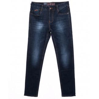 0170 Into джинсы мужские темно-синие осенние стрейчевые (29-38, 8 шт.) Into: артикул 1097230