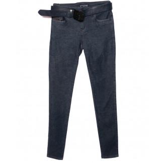 5895 Dimarkis Day джинсы женские зауженные синие осенние стрейчевые (25-30, 6 ед.) Dimarkis Day: артикул 1097255
