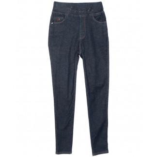 9729 Dimarkis Day джинсы женские батальные на резинке синие осенние стрейчевые (28-33, 6 ед.) Dimarkis Day: артикул 1097256