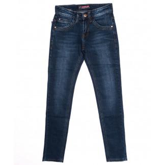 8007 Vouma-Up джинсы мужские молодежные синие осенние стрейчевые (27-34, 8 ед.)  Vouma-Up: артикул 1097363