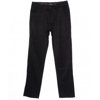 0037-P115 New Feerars джинсы мужские молодежные черные осенние стрейчевые (27-34, 8 ед.)  New Feerars: артикул 1097371