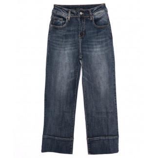 2018 Saint Wish джинсы женские стильные синие осенние стрейчевые (25-30, 6 ед.)  Saint Wish: артикул 1097452
