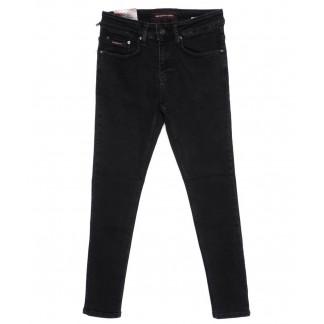 0374 REDMOON джинсы мужские черные осенние стрейчевые (29-36, 6 ед.)  REDMOON: артикул 1097437
