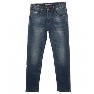 8216 Fangsida джинсы мужские синие осенние стрейчевые (29-38, 8 ед.)  Fangsida: артикул 1097410