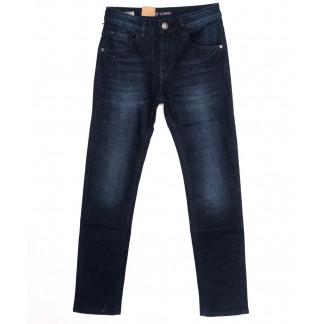 1015 LS джинсы мужские синие осенние стрейчевые (29-38, 8 ед.) LS: артикул 1097519