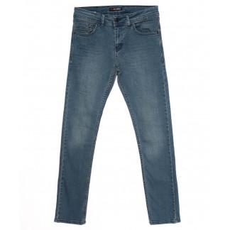 6860 Azarro джинсы мужские синие осенние стрейчевые (29-36, 8 ед.) Azarro: артикул 1097578