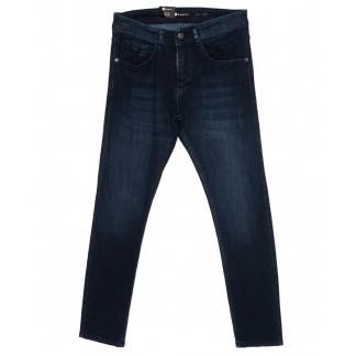 10987 Azarro джинсы мужские синие осенние стрейчевые (29-38, 8 ед.) Azarro: артикул 1097593