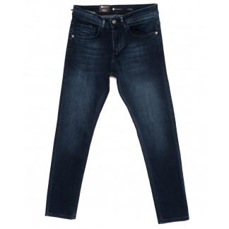 10984 Azarro джинсы мужские синие осенние стрейчевые (29-38, 8 ед.) Azarro: артикул 1097596