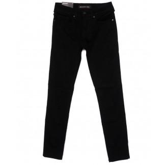 0525 Red Moon джинсы молодежные черные осенние стрейчевые (27-33, 8 ед.) Red Moon: артикул 1097602