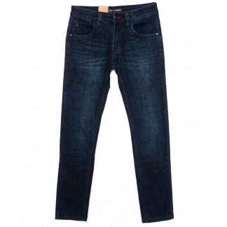 120240 LS джинсы мужские молодежные синие осенние стрейчевые (27-34, 8 ед.) LS: артикул 1097664