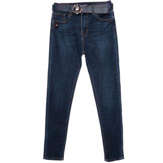 9343 LDM джинсы женские батальные синие осенние стрейчевые (28-33, 6 ед.) LDM: артикул 1097783