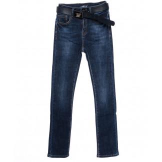 1416 Lady N джинсы женские синие осенние стрейчевые (25-30, 6 ед.) Lady N: артикул 1097853