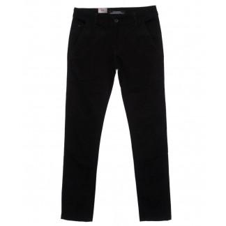 140075 LS брюки мужские молодежные черные осенние стрейчевые (28-34, 8 ед.) LS: артикул 1097701