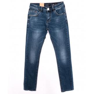 2167 Fang джинсы мужские молодежные зауженные осенние стрейчевые (28-34, 8 ед.) Fang: артикул 1097977