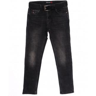 9333 Resalsa джинсы мужские молодежные темно-серые осенние стрейчевые (27-33, 7 ед.) Resalsa: артикул 1098038