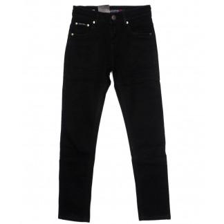 8800-T-1 LS джинсы на мальчика черные осенние стрейчевые (24-30, 7 ед.) LS: артикул 1098046