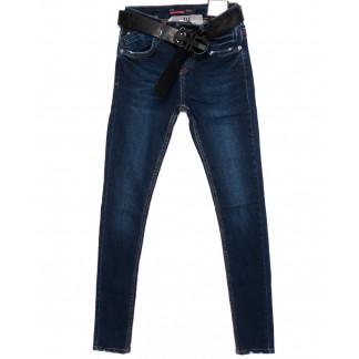 5074 Sessanta джинсы женские синие осенние стрейчевые (25-30, 6 ед.) Sessanta: артикул 1098163