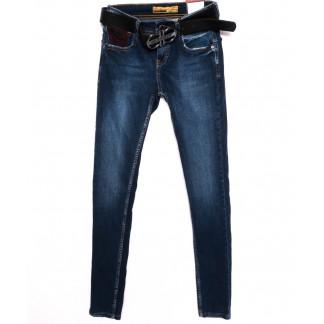 5075 Sessanta джинсы женские синие осенние стрейчевые (25-30, 6 ед.) Sessanta: артикул 1098164