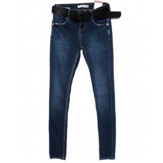 5073 Sessanta джинсы женские синие осенние стрейчевые (25-30, 6 ед.) Sessanta: артикул 1098165