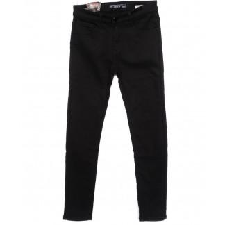 0303 Crosstyle джинсы женские батальные черные осенние стрейчевые (28-33, 6 ед.) Crosstyle: артикул 1098167