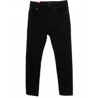 3555 Crosstyle джинсы женские батальные черные осенние стрейчевые (30-36, 6 ед.) Crosstyle: артикул 1098169