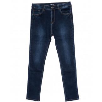 1424 Lady N джинсы женские батальные синие осенние стрейчевые (31-38, 6 ед.)  Lady N: артикул 1098192
