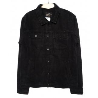 1003 R.Kroos куртка мужская джинсовая черная осенняя котоновая (M-4XL, 6 ед.) R.Kroos: артикул 1098204