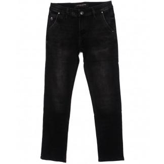8155 Li Feng джинсы мужские темно-серые осенние стрейчевые (29-38, 8 ед.) LI FENG: артикул 1098236