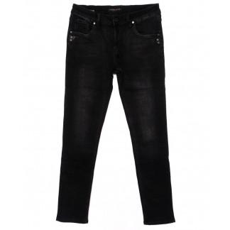 8162 R.Kroos джинсы мужские молодежные черные осенние стрейчевые  (27-33, 8 ед.) R.Kroos: артикул 1098238