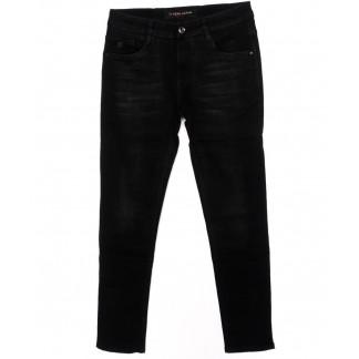 8150 Li Feng джинсы мужские молодежные черные осенние стрейчевые (27-33, 8 ед.) LI FENG: артикул 1098240