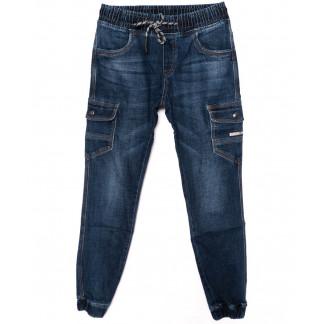 8215 Fangsida джинсы мужские молодежные на резинке осенние стрейчевые (28-36, 8 ед.) Fangsida: артикул 1098244