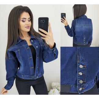 Куртка джинсовая Relucky 0215-1 Relucky: артикул 1098355