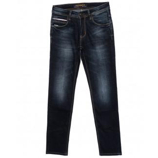 6108 Fansida джинсы мужские синие осенние стрейчевые (29-38, 8 ед.) Fansida: артикул 1098357