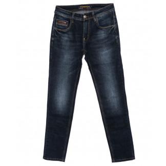 6100 Fansida джинсы мужские синие осенние стрейчевые (31-38, 8 ед.) Fansida: артикул 1098358