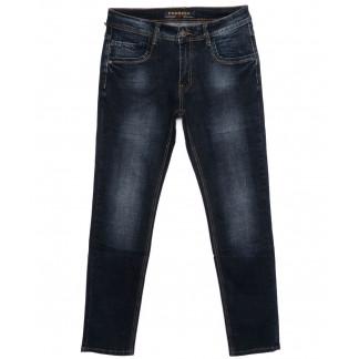 6104 Fansida джинсы мужские батальные синие осенние стрейчевые (32-38, 8 ед.) Fansida: артикул 1098363