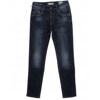 6116 Fansida джинсы мужские синие осенние стрейчевые (29-36, 8 ед.) Fansida: артикул 1098366